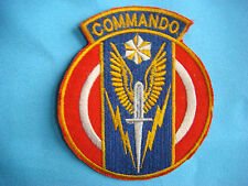 VIETNAM WAR PATCH USAF 6th FIGHTER SQUADRON COMMANDO