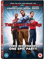 - The Night Before DVD 2015 Ean5035822501515