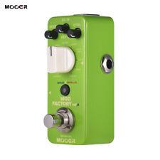 MOOER MOD FACTORY MKII Multi Modulation Effect Pedal 11 Modulation Effects F3Q6