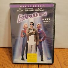 Dvd Disc New Sealed Movie Widescreen Galaxy Quest
