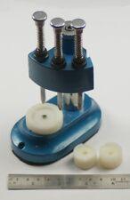 Reloj manos construyen Relojeros ajuste de montaje de prensa presto Chrono herramienta de mano