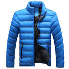 Hombres Chaqueta BAJA de invierno abrigo plumón wintermäntel Talla XS-XL