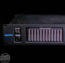 MOTU HD 192 - 24-bit - 192 kHz Rack Audio Interface