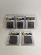 New 4 Craft Hobby Ceramic Block Magnet 5 Packs Of 2 38x78x1 78