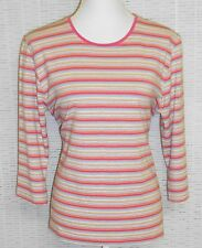 Klassische 3/4 Arme Damenblusen,-Tops & -Shirts mit Baumwollmischung für Freizeit