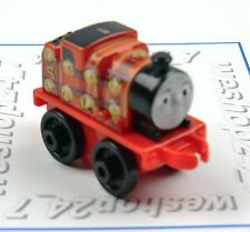THOMAS & FRIENDS Minis Train Engine 2015 Advent JAMES Christmas ~ NEW ~ Weighted