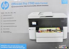 Multifunktionsdrucker HP OfficeJet Pro 7740 Tintenstrahldrucker DIN A3