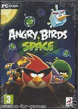ANGRY BIRDS SPACE for PC - NEW in seal