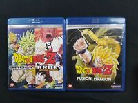 Dragon Ball Z Fusion Reborn & Broly the Legend, Second coming blu-ray