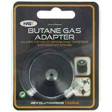 NGT Picnic Burner Cartridge Gas Butane gas adapter