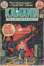 DC Comics Kamandi: The Last Boy On Earth No. 20 of 59, 1974 Good