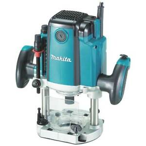 Makita RP1800 3-1/4 HP 15.0 Amp 2-3/4-Inch 22,000 Rpm Smooth Plunge Router