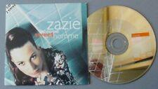 ZAZIE (CD Single) Homme sweet homme