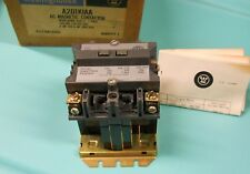WESTINGHOUSE A201KIAA MAGNETIC CONTACTOR SIZE 1 120/60 110/50 COIL NEW IN BOX