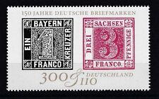 Postfrische Briefmarken aus der BRD (1990-1999) mit Post- & Kommunikations-Motiv
