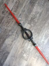 Star Wars Rebels Inquisitor Double Blade Lightsaber 3 in 1 Toy Hasbro 2014