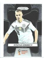 2018 Panini Prizm World Cup Soccer Joshua Kimmich (Germany) Base