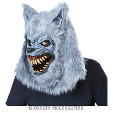 A366 Blood Moon Ani-Motion Werewolf Mask Wolf Halloween Costume Accessories
