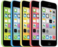 Apple iPhone 5C Factory Unlocked Smartphone 8GB White Blue Green Pink Yellow
