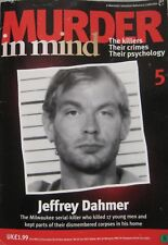 Murder in Mind Issue 5 - Jeffrey Dahmer The Milwaukee serial killer