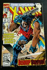 The Uncanny X-Men #288 with Bishop and Storm from May 1992 in Nm Condition