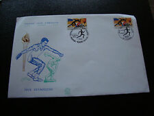 FRANCE - enveloppe 1er jour 3 4/4/1992 (jo athenes) (cy52) french