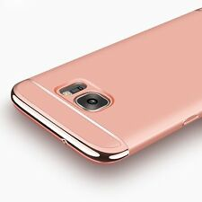 Ultra Slim Full Protect Shockproof Cover PC Hard Case For Samsung Galaxy S7 Edge