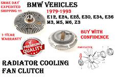 BMW E30 E36 E34 E28 E24 E12 Z3 M3 M5 M6 Radiator Cooling Fan Clutch OEM QUALITY