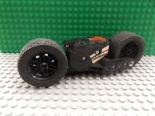 LEGO Technic Pullback & Go Motor 10 x 5 x 4 Motorcycle Bike & 2 Wheels Build Own