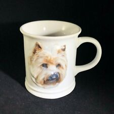 Dog Breed Cairn Terrier Dog 3D Relief Illustrated Coffee Mug