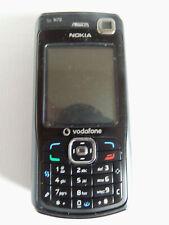 Nokia  N70 - Schwarz (Ohne Simlock) Smartphone