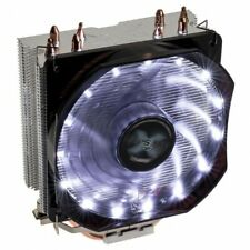 Zalman CNPS9X Optima Intel / AMD CPU Cooler, 120mm White LED PWM Fan, 180 watts