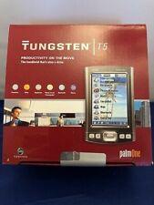 Palm Tungsten T5 Pda PalmOne Organizer Unused Sealed Retail Box Look