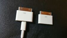 2pc 8 Pin Female iPhone 5/6/7/8 to 30 Pin Male Adapters for iPhone 4S iPad 2 3