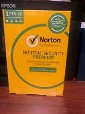 Symantec Norton Internet Security Standard 2019 Antivirus 1 User 1 Year PC MAC