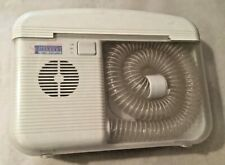 Hair Dryer Vintage Windmere Soft Bonnet Portable In It's Own Case Tested Working