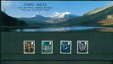 ENGELAND REGIONAAL PRESENTATION PACK WALES (65)