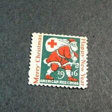 US  Stamp Scott# WX18c Santa Claus 1916 MNG H21