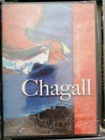 DVD Film Documentario Arte CHAGALL IL MAESTRO DEI SOGNI