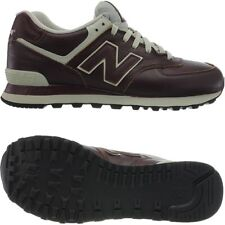 New Balance ML574 Leather Men's Fashion Sneakers Shoes in 3 colors rare!