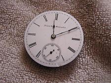 Antique Elgin National Pocket Watch Movement