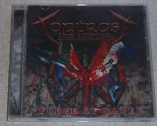 CONTRAST THE WATER Forge of Rage SOUTH AFRICA Groove Metal File Under Pantera