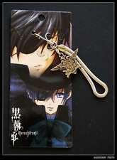 Kuroshitsuji/Black Butler Figurine Phone Strap 黒執事
