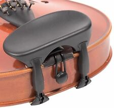 Wittner 4/4 Violin Composite Chinrest Center Mount - Hypoallergy