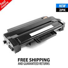 2PK MLT-D103L Toner Cartridge for Samsung ML2950ND ML2955DW ML2955ND SCX4728FD