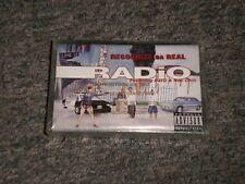 Recognize Da Real Radio~DarQ & Roc Chill~Hip-Hop~SEALED~Cassette~FAST SHIPPING!
