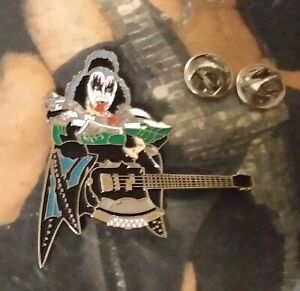 Kiss Gene Simmons Pin