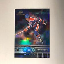 1998-99 Upper Deck MVP Dynamics Wayne Gretzky