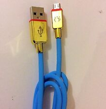 3.1A Rapid Charge Fast Data Sync 5pin Micro USB Cable for HTC LG Samsung