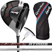 New 2018 TaylorMade M4 Driver - Pick Your Hand + Loft + Shaft + Flex